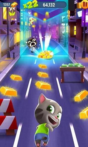 湯姆貓跑酷無限金幣版下載