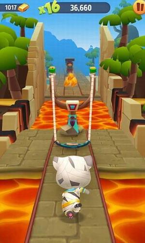 湯姆貓跑酷游戲下載