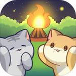 貓咪森林露營地的故事