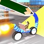 畫車噴射3D