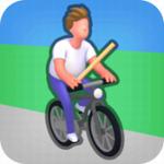 自行車跳躍