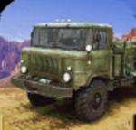 苏联越野军用卡车