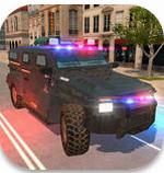美国警车驾驶