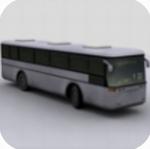 巴士停车3D