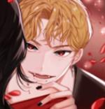 鲜血之吻与吸血鬼的互动故事