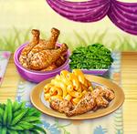 模拟家庭烹饪