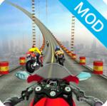 摩托车高速大赛