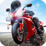 摩托車越野賽車手