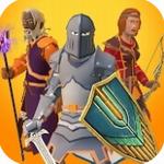 戰斗魔法法術和劍