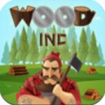 空闲伐木工人