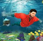 海洋英雄水下冒险