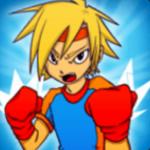 拳手影子战斗