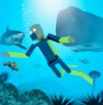 人类游乐场海底世界